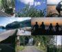 5月12日、マヌコーヒーで九州一周自転車旅の話をします。